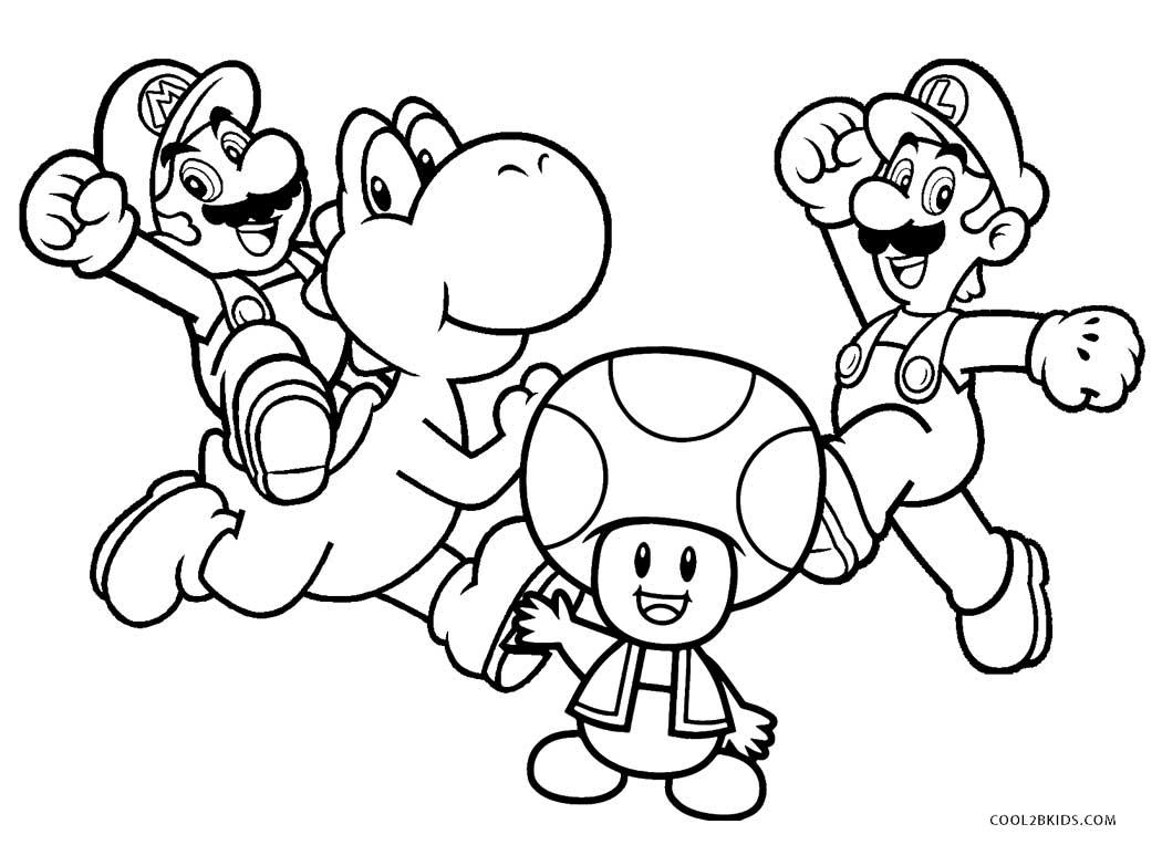 mario coloring pictures free printable mario brothers coloring pages for kids pictures coloring mario