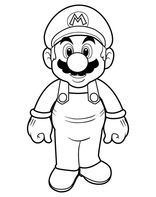 mario coloring pictures mario coloring pages black and white super mario pictures coloring mario 1 1