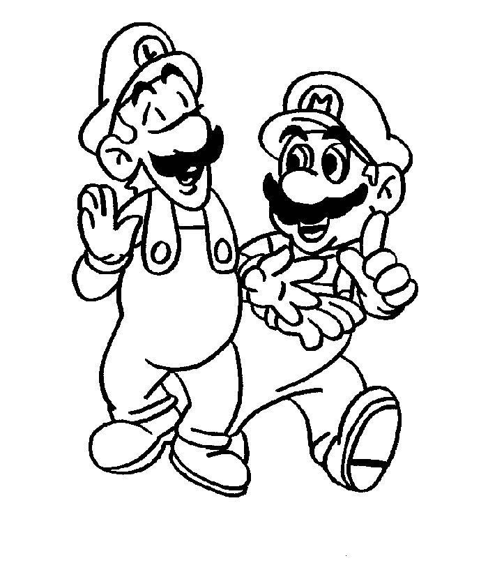 mario coloring pictures mario coloring pages collection 2010 mario coloring pictures