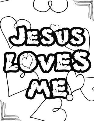 me coloring pages let me be a blessing ministries jesus loves me coloring me coloring pages