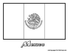 mexican flag printable printable mexico flag coloring pages for kids cra mexico printable flag mexican