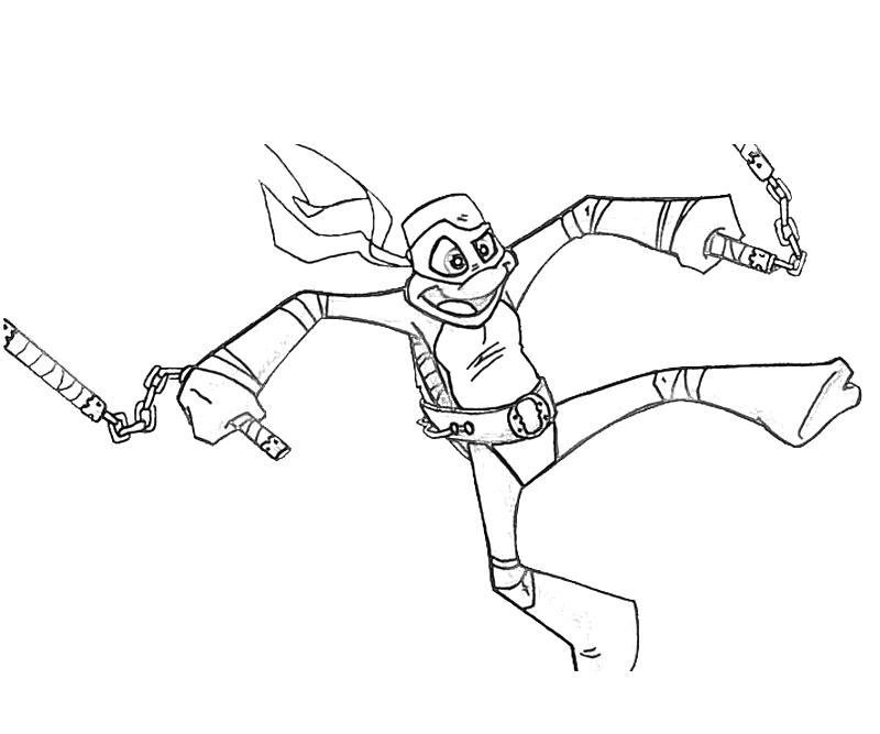 michelangelo ninja turtle coloring pages cool ninja drawing at getdrawingscom free for personal ninja michelangelo coloring turtle pages