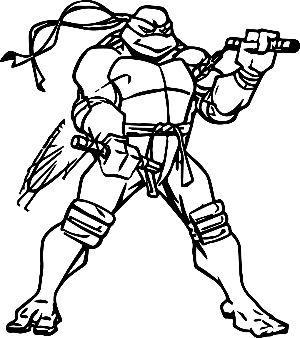 michelangelo ninja turtle coloring pages cowabunga cartoon classics march 2008 michelangelo ninja coloring turtle pages