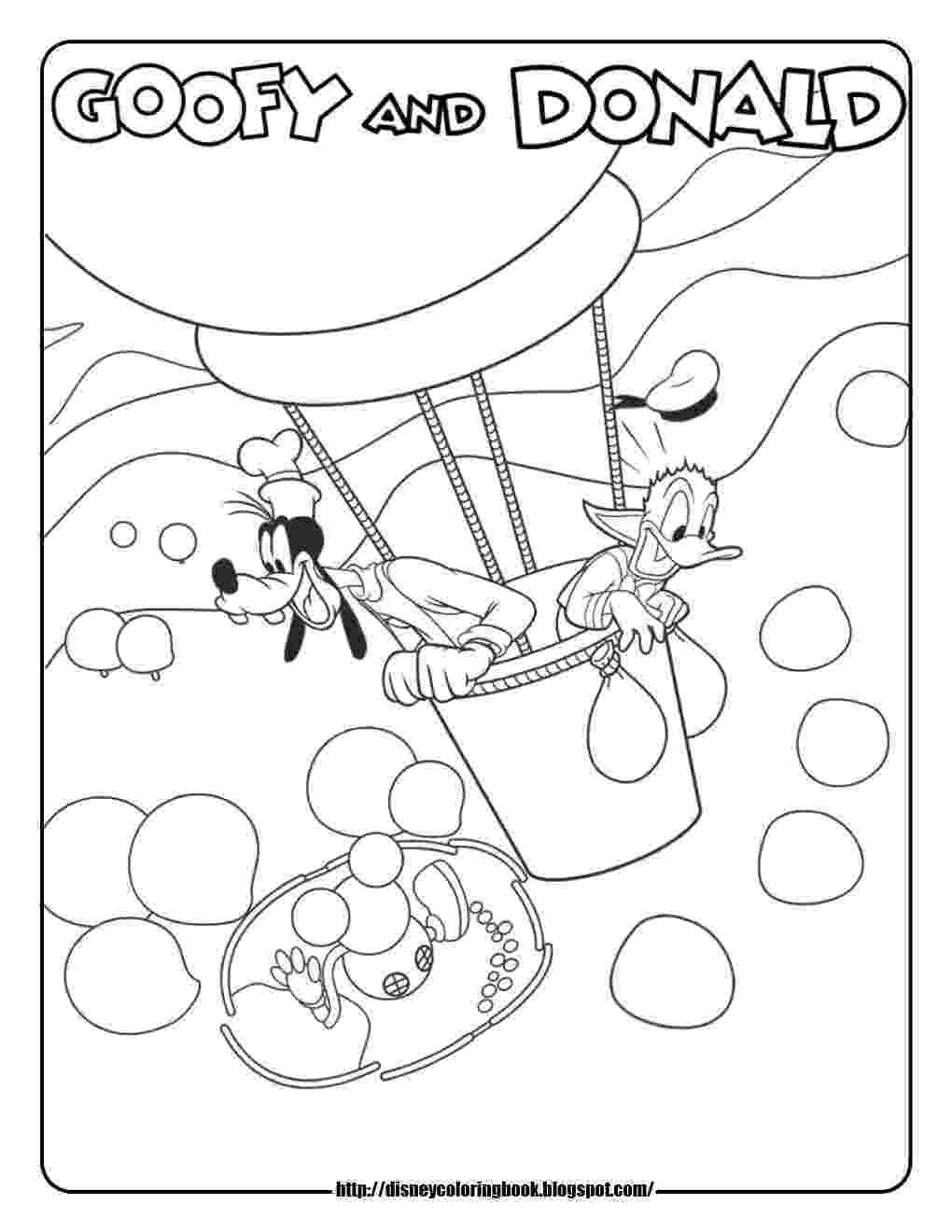mickey mouse clubhouse coloring disney coloring pages and sheets for kids mickey mouse coloring mickey mouse clubhouse