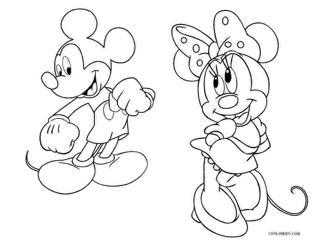 mickey mouse clubhouse coloring page disney coloring pages and sheets for kids mickey mouse mickey coloring clubhouse mouse page
