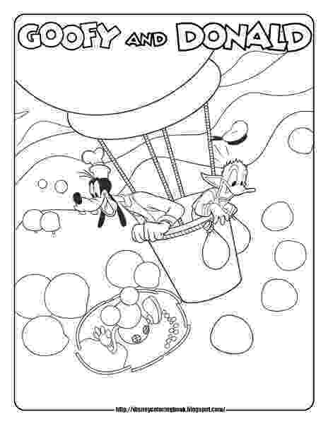 mickey mouse clubhouse coloring page free printable coloring pages of hot air balloons mouse mickey coloring clubhouse page