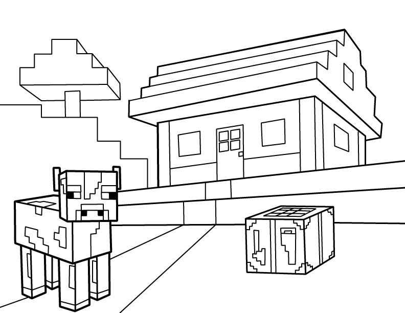 minecraft coloring page minecraft coloring pages for kids coloring pages for kids page coloring minecraft