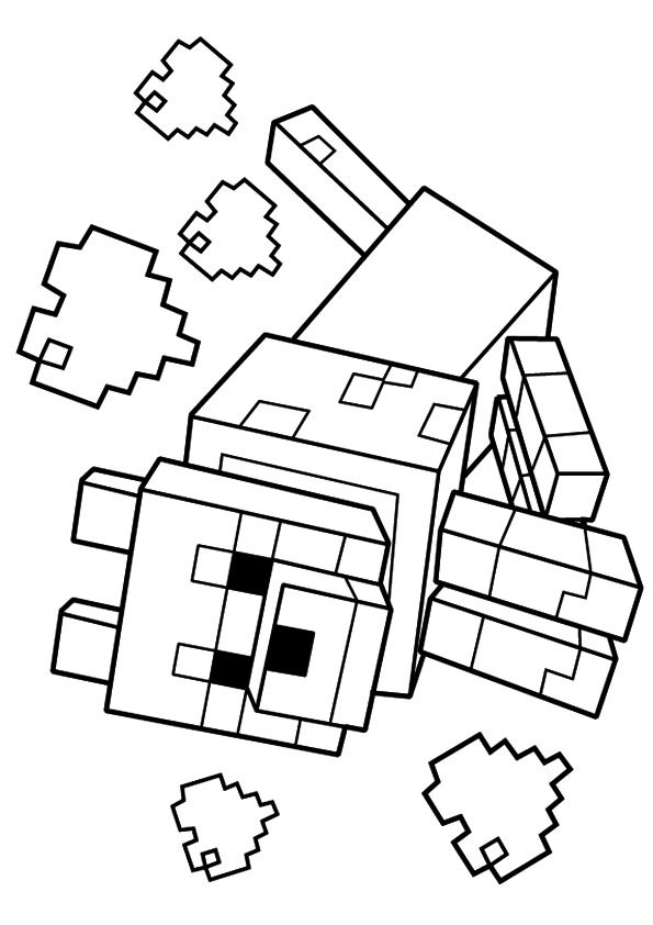 minecraft coloring page printable minecraft coloring pages coloring home minecraft page coloring