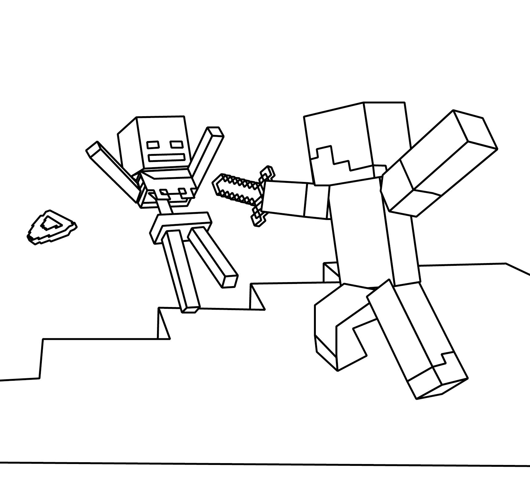 minecraft coloring page printable minecraft coloring pages printable coloring minecraft coloring page