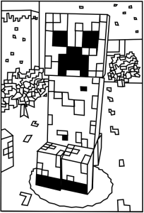 minecraft printouts free minecraft coloring sheet to print out fun coloring minecraft printouts