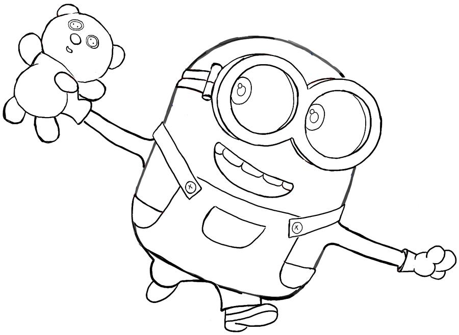 minion printable coloring pages minion coloring pages best coloring pages for kids pages coloring minion printable