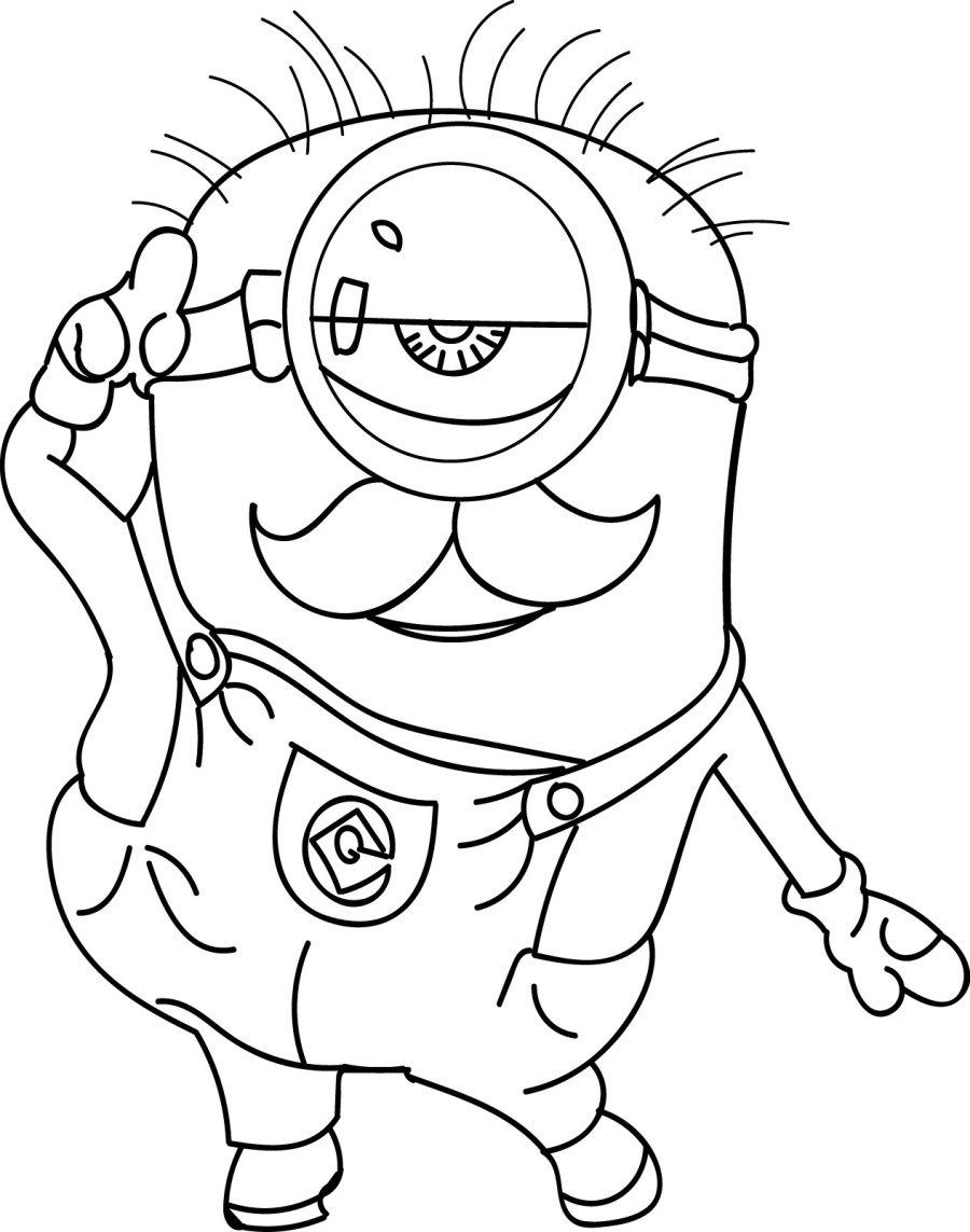 minions coloring minion coloring pages best coloring pages for kids minions coloring 1 3