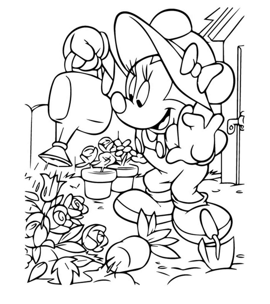 minnie mouse printable coloring pages free disney minnie mouse coloring pages pages printable minnie mouse coloring