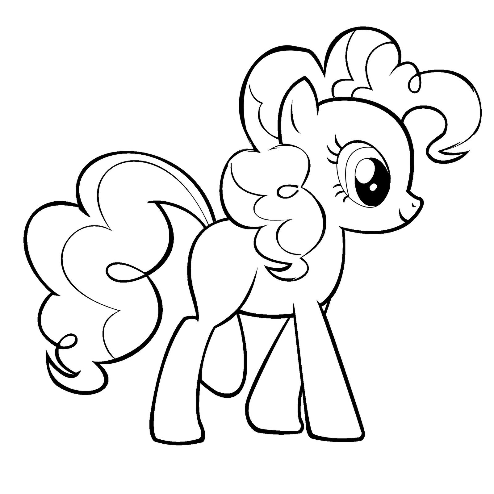 mlp printouts my little pony coloring pages getcoloringpagescom mlp printouts