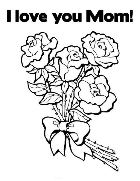mom coloring pages i love you mom coloring page free printable coloring pages mom coloring pages