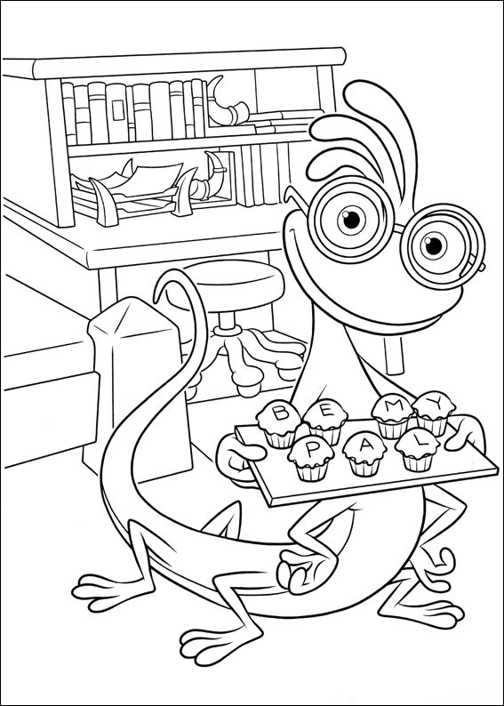 monster coloring sheets scary monster coloring page color luna monster coloring sheets