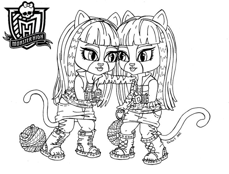 monster high baby coloring pages chibi monster high coloring pages download and print for free high monster baby coloring pages