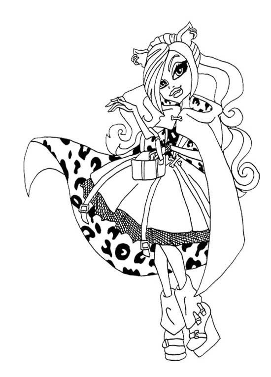 monster high coloring pages 13 wishes monster high 13 wishes coloring pages getcoloringpagescom wishes 13 monster high coloring pages