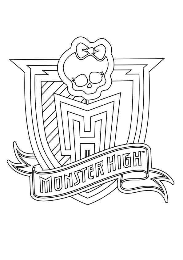 monster high monster high kilka kolorowanek monster high