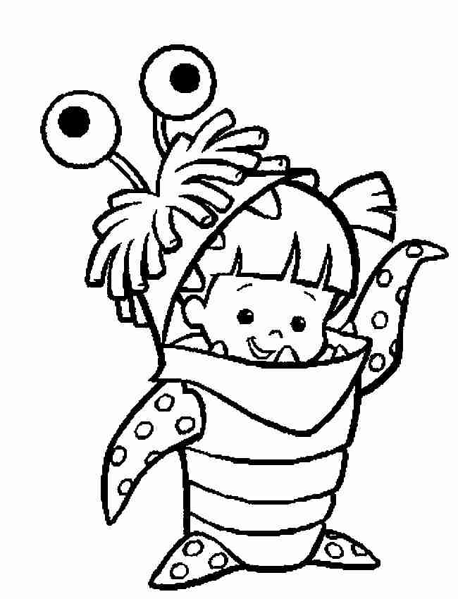 monsters inc boo coloring pages 19 best monsters inc coloring pages for kids updated 2018 boo inc pages coloring monsters