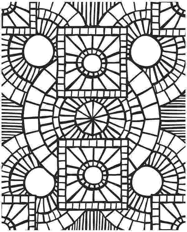 mosaic coloring pages printable church window mosaic coloring page download print pages mosaic printable coloring