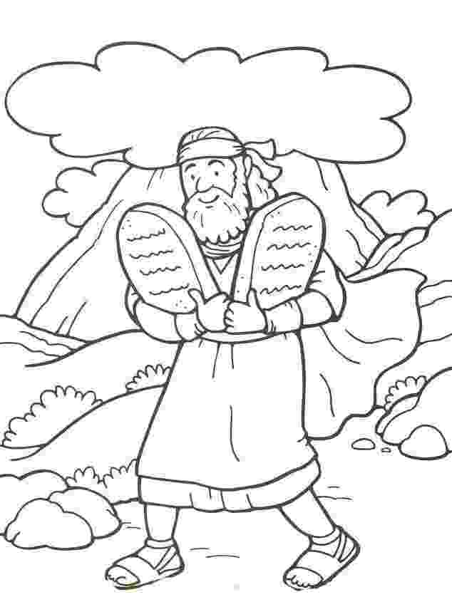 moses coloring pages for preschoolers 48 moses and the 10 commandments ccd coloring sheets moses preschoolers pages coloring for