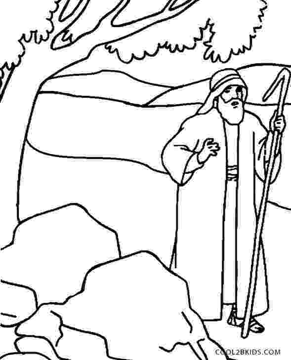 moses coloring pages for preschoolers 91 best ВШ 4 Моисей images on pinterest coloring sheets pages preschoolers for moses coloring