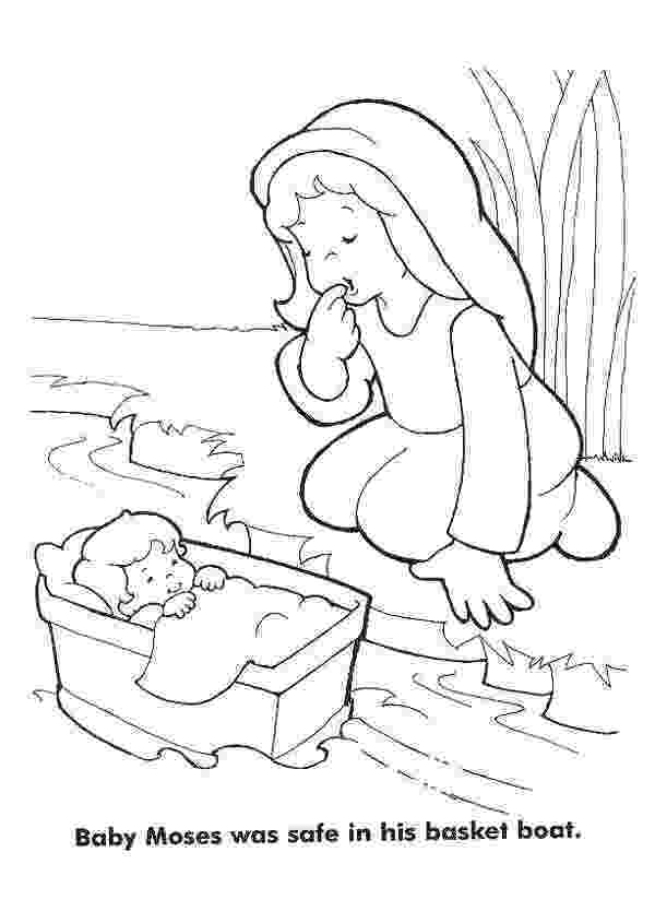 moses coloring pages for preschoolers bible coloring pages sunday school coloring pages bible pages preschoolers coloring moses for