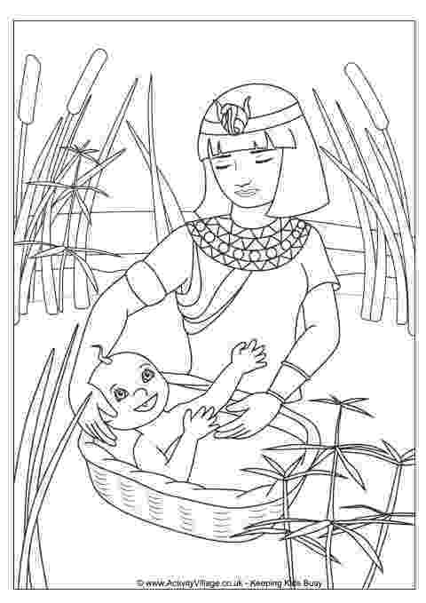 moses coloring pages for preschoolers moses holding a staff in his hand free coloring picture pages preschoolers coloring moses for