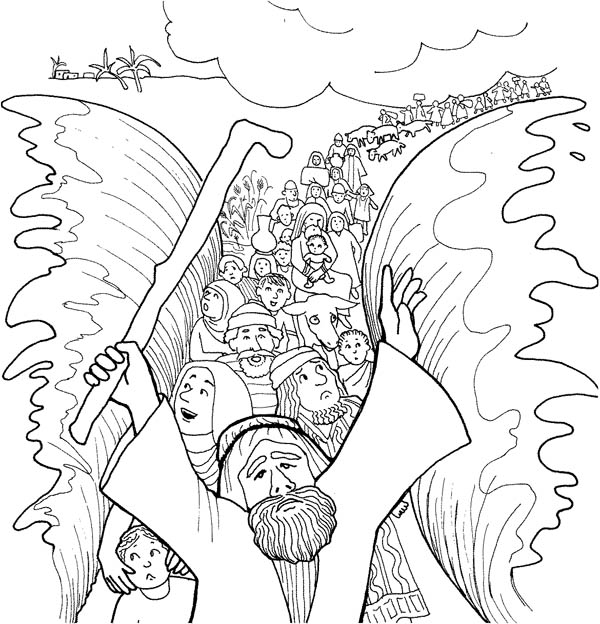 moses coloring sheet coloring page baby moses make your own passover coloring moses sheet