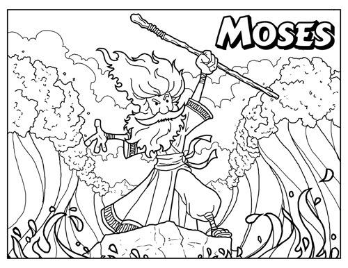 moses coloring sheet free printable moses coloring pages for kids moses coloring sheet