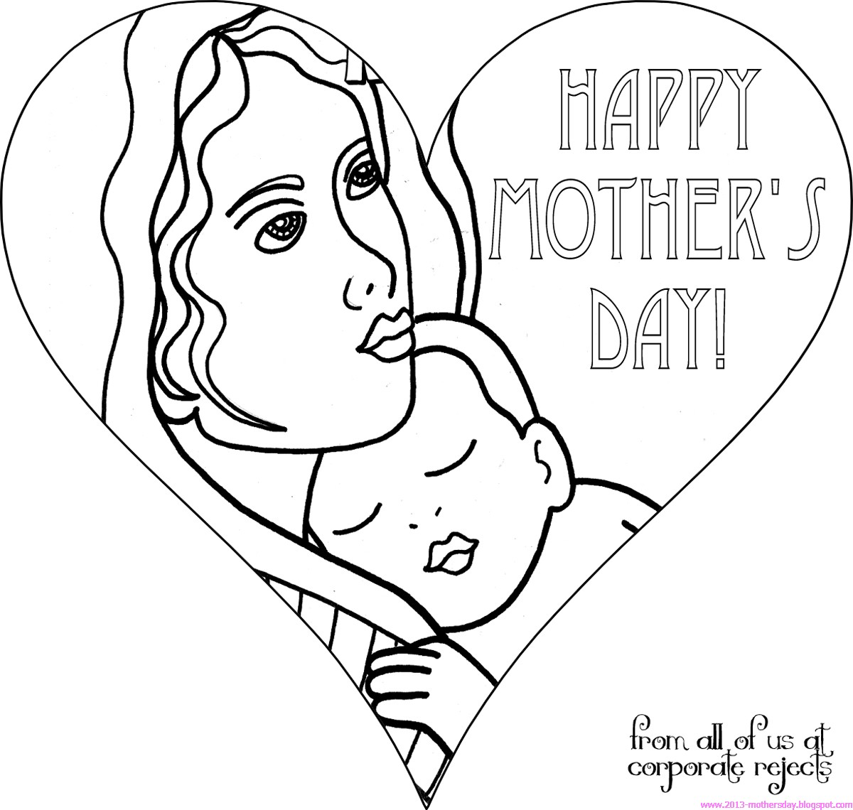 mothers day colouring pages for toddlers 30 free printable mothers day coloring pages day toddlers colouring pages mothers for