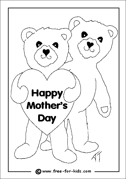 mothers day colouring pages for toddlers mother39s day coloring pages 100 free easy print pdf for mothers toddlers colouring day pages