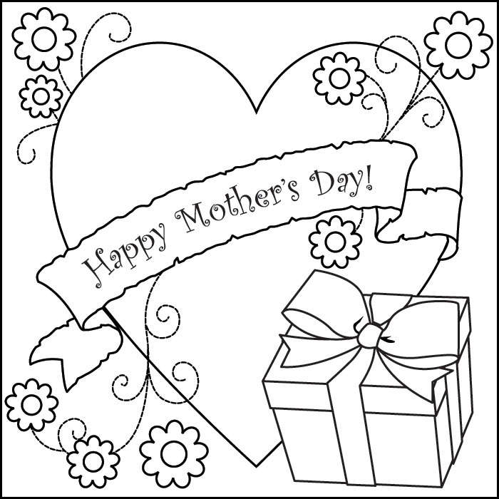 mothers day colouring pages for toddlers mothers day coloring pages for children kids toddlers day mothers for pages toddlers colouring