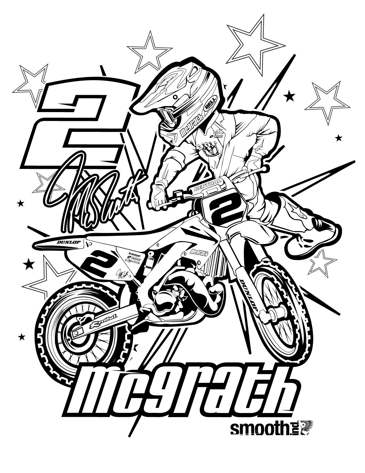 motocross coloring pages dirt bike colotring pages pages coloring motocross