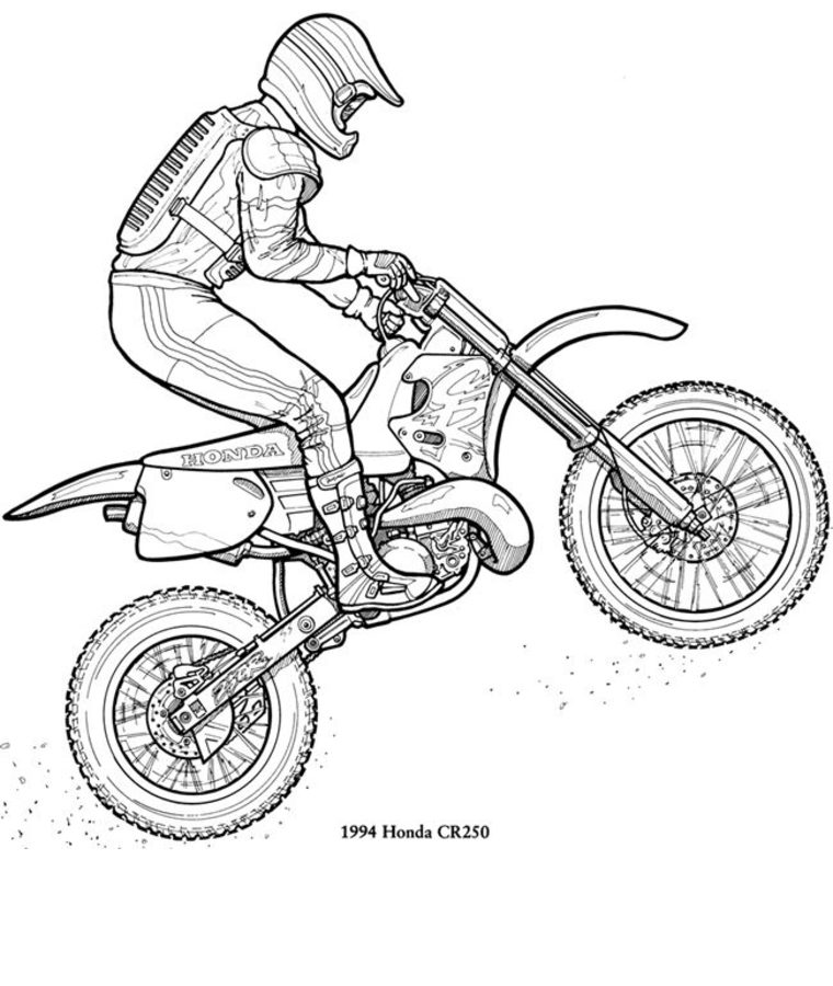 motocross coloring pages motocross coloring pages to download and print for free pages coloring motocross 1 1