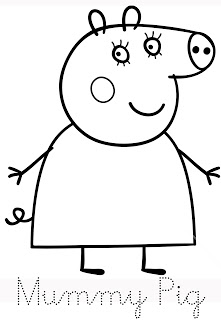 mummy pig miss rabbit the role model spookymrsgreen39s blog pig mummy