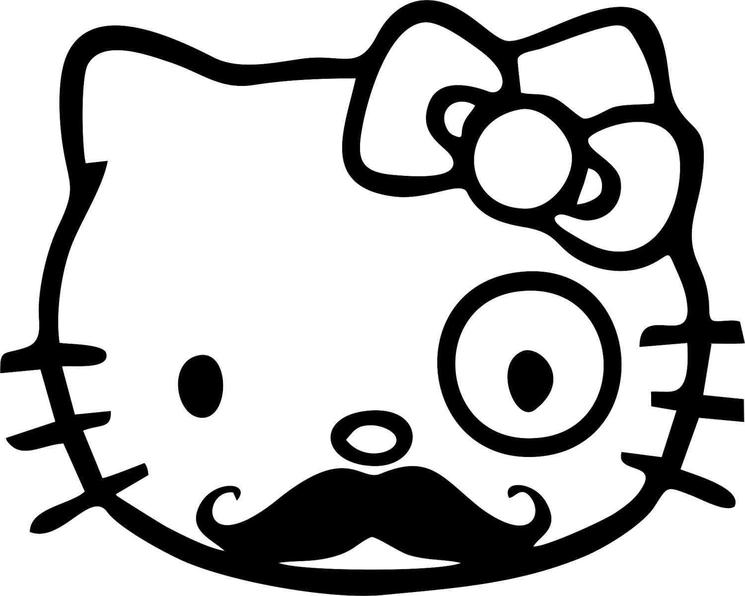 mustache coloring page free mustache clipart download free clip art on owipscom page mustache coloring