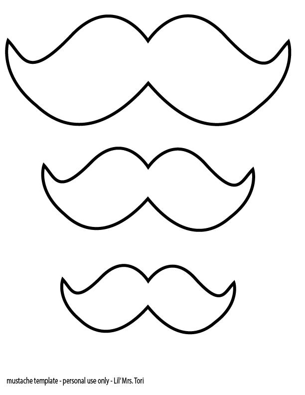 mustache coloring page mustache santa claus template coloring page page mustache coloring