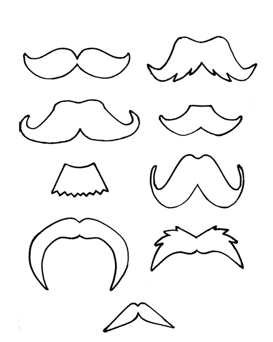 mustache coloring pages coloring mustache and beard pattern coloring pages mustache pages coloring