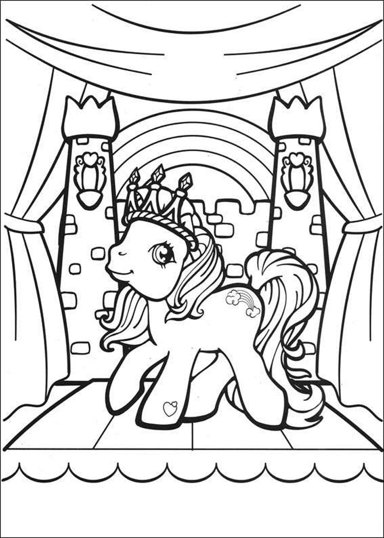 my little pony pictures fun learn free worksheets for kid my little pony my little pictures pony