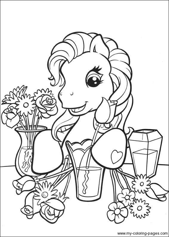 my little pony pictures my little pony coloring pages 360coloringpages pony little pictures my
