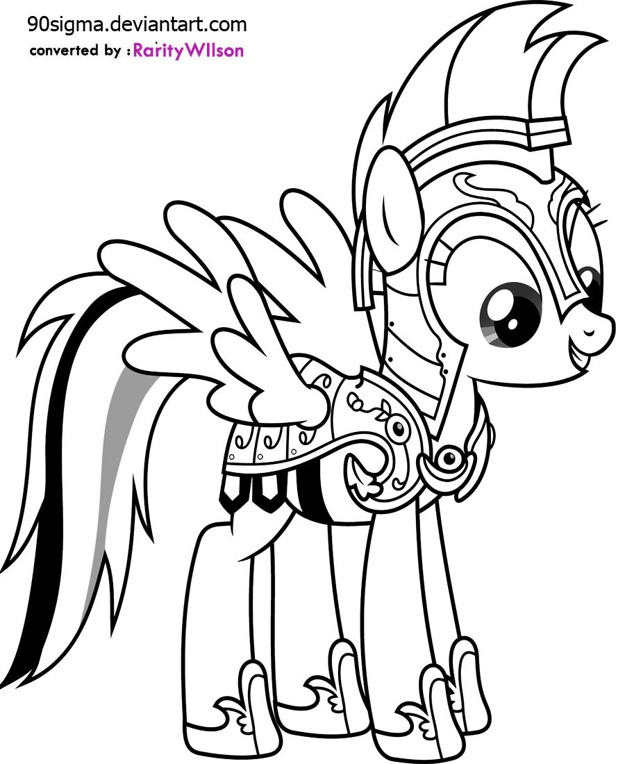 my little pony print and colour free printable my little pony coloring pages for kids print and my colour little pony