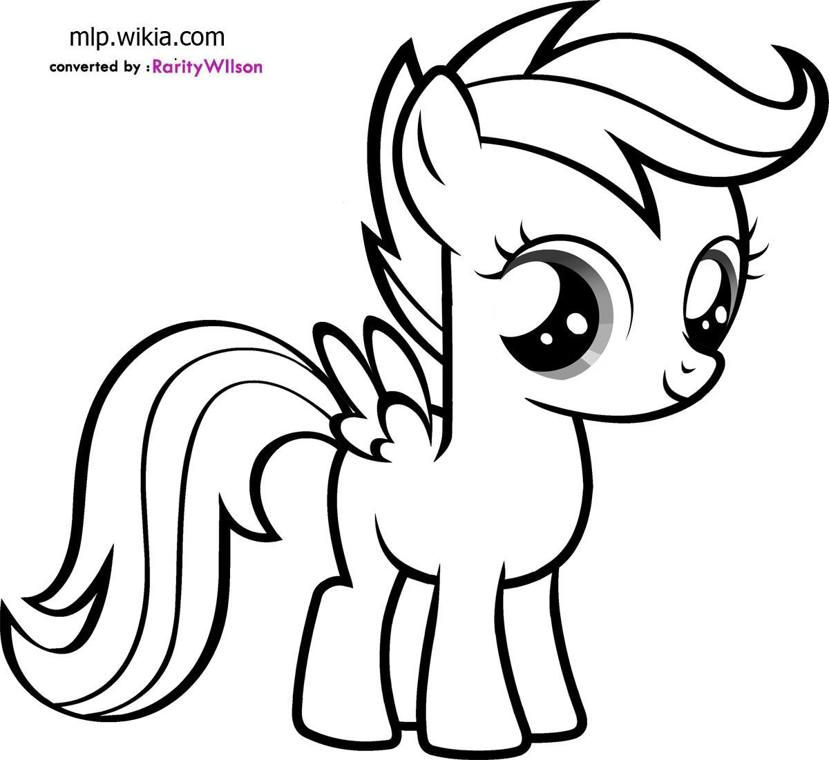 my little pony printouts scootaloo my little pony printables coloring pages little printouts my pony