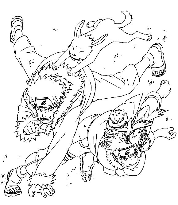 naruto coloring page naruto coloring page naruto page coloring