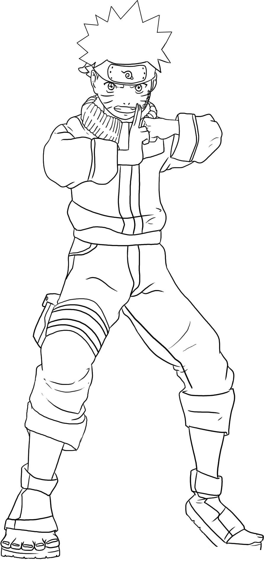 naruto coloring page printable coloring pages naruto coloring pages coloring naruto page 1 1