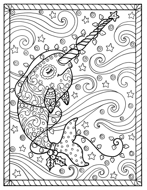 narwhal coloring page narwhal is the unicorn of the deep sea coloring page narwhal coloring page