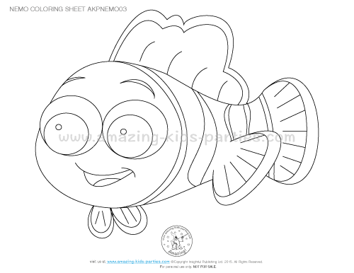nemo and friends coloring pages finding nemo clipart black and white free download on friends coloring pages nemo and