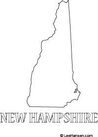 new hampshire coloring pages new hampshire state symbols coloring page free printable pages coloring hampshire new