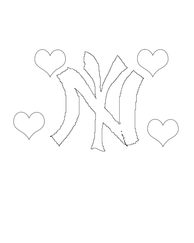 new york yankees coloring pages new york yankees coloring pages coloring home york yankees coloring new pages